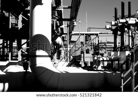 Petroleum products transshipment terminal #521321842