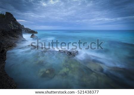 Bermuda Island #521438377