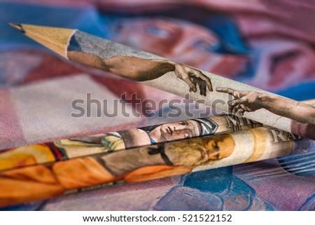 pencils #521522152