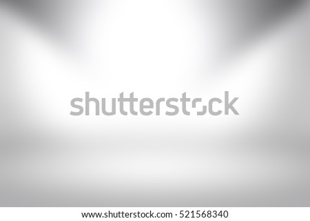 Simple white gradients light Blurred Background,Easy to make beauty pretty copy spaces as contemporary backdrop