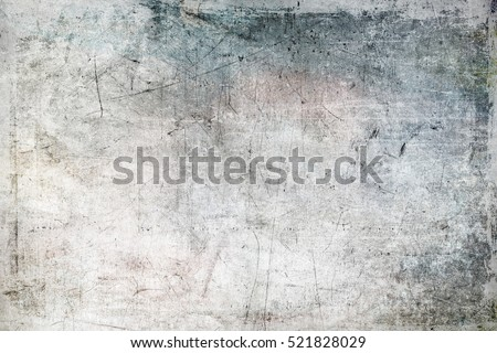 Grunge background, white scratches texture Royalty-Free Stock Photo #521828029