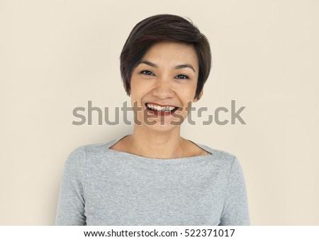 Lady Portrait Studio Shoot Concept #522371017