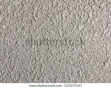 Grey rough cement wall for background #522375547