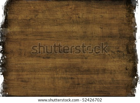Aged wood texture #52426702