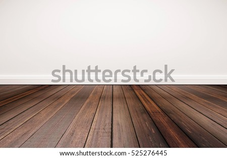 hardwood floor and white wall #525276445