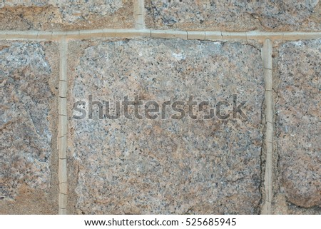 rock texture and pattern  #525685945