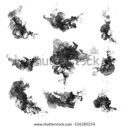 Smoke collection #526280254
