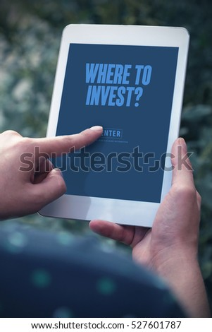 Where to invest?, Business Concept