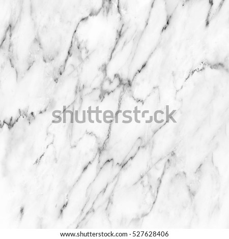 White marble texture abstract background pattern with high resolution. #527628406