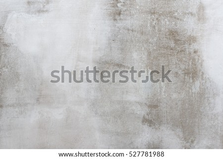Grungy white concrete wall background. Stone texture #527781988