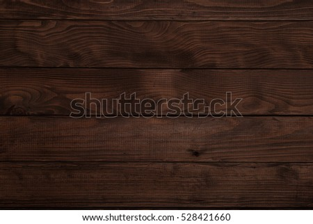 Dark brown wood texture #528421660