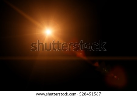 Lens Flare Royalty-Free Stock Photo #528451567