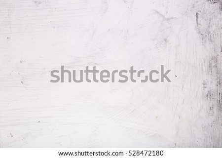 Brushed white wall texture - dirty background #528472180