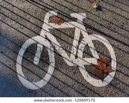 Bike lanes #528889570