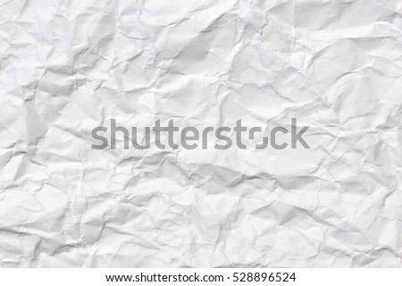 wrinkled paper texture background Royalty-Free Stock Photo #528896524