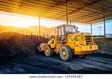 The construction site Royalty-Free Stock Photo #529496287