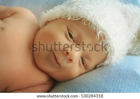 Little newborn baby #530284318