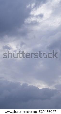 the bright sky #530458027