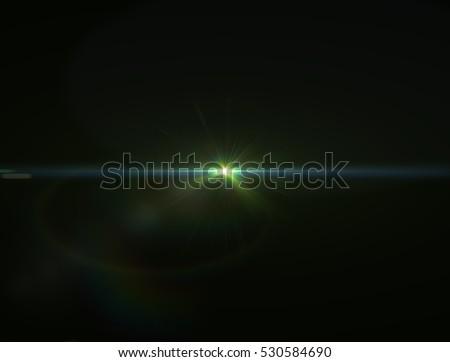 Lens flare light #530584690