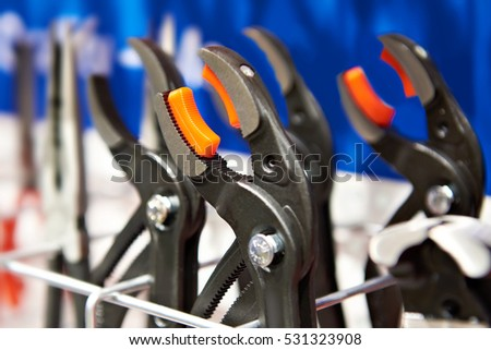 Pipe Gripping Pliers in store #531323908