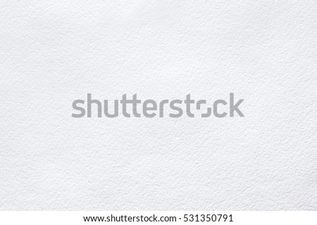 White background of watercolor paper #531350791