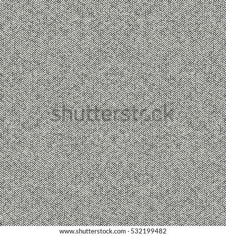 Abstract irregular herringbone textured background. Seamless pattern. #532199482