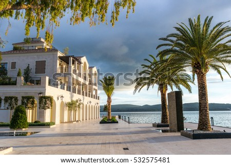 Luxury apartments in Tivat, Montenegro #532575481