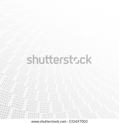 white & grey abstract perspective background