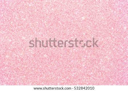 pink glitter texture christmas abstract background Royalty-Free Stock Photo #532842010