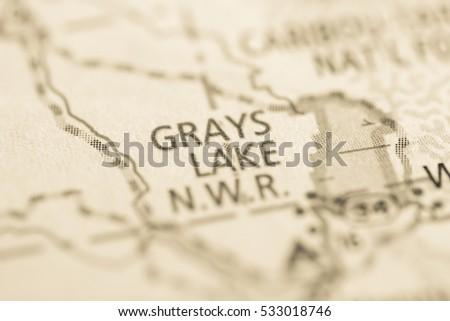 Grays Lake NWR. Idaho. USA #533018746