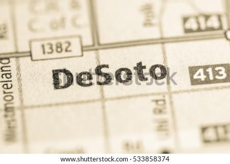DeSoto. Texas. USA #533858374