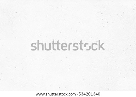 White Raw Concrete Wall Texture Background Suitable for Presentation and Web Templates with Space for Text. #534201340