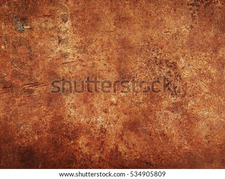 Old grunge rustic metal texture use for background Royalty-Free Stock Photo #534905809