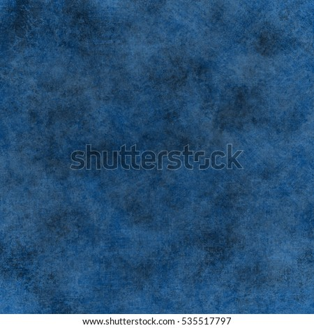 Blue designed grunge texture. Vintage background with space for text or image #535517797