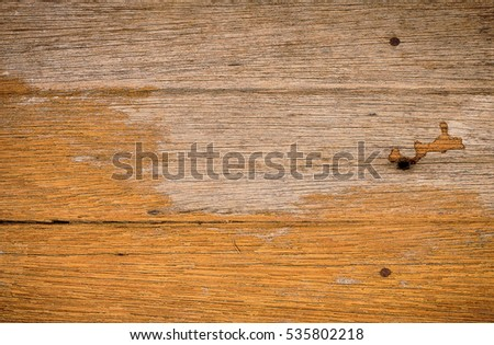 close-up view of old wood background #535802218