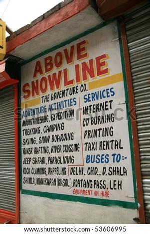 Vashisht Town in Northern India #53606995