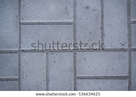 The texture of the cement surface #536634625