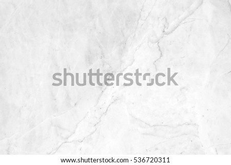 White marble texture natural background for Interiors design, stone wall art work #536720311