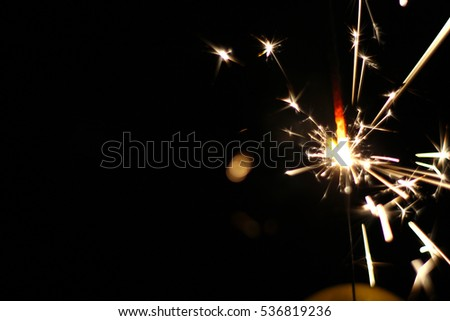 Christmas sparkler  holiday  background for xmas  new year #536819236