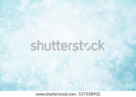 Ice blue background