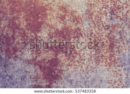 Rusty metal texture background.  #537483358