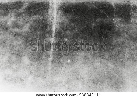 Grunge black and white texture wall - high res