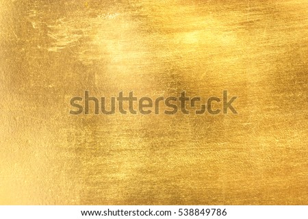gold polished metal steel texture abstract background. #538849786