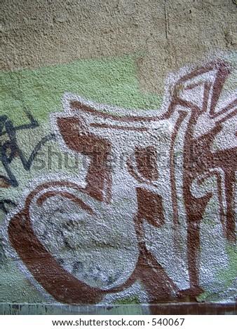 Graffiti #540067