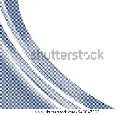 Abstract waves design element background #540847303