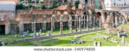 Roman Forum. Rome, Italy #540974800