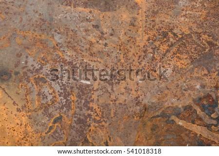 Rusty metal background #541018318