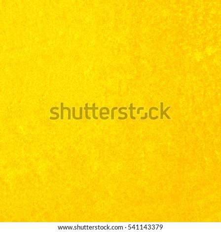 Abstract Yellow christmas grunge wall for texture background #541143379