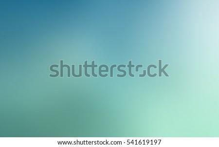 Blue turbid turquoise bottom blended background