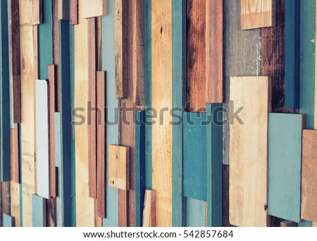 Old dark wood board texture background natural with pattern for design.